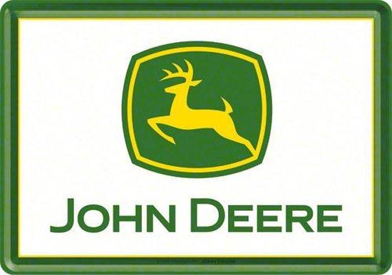 Waarom ik John Deere kocht begin deze week…